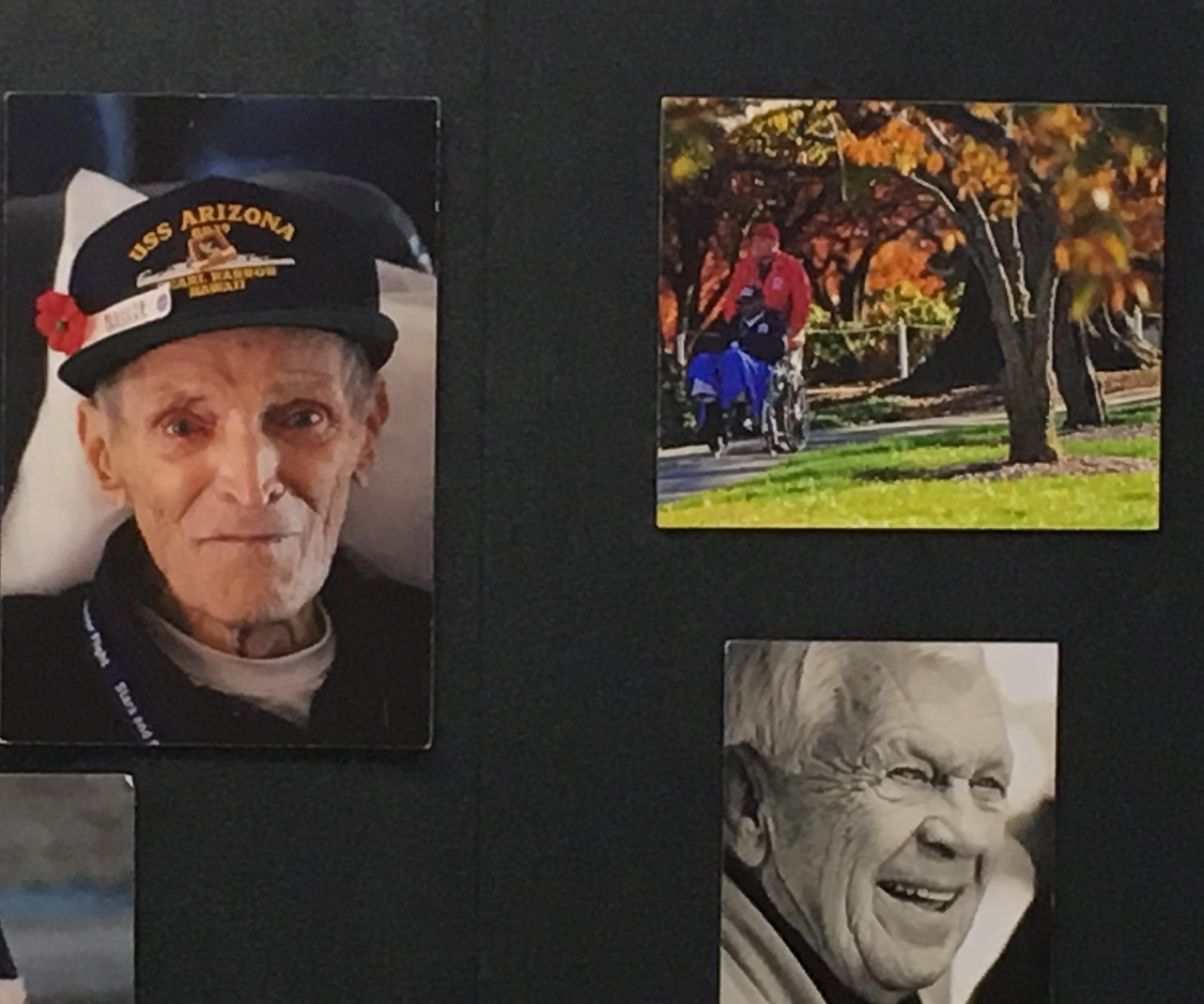 MFHS Hosts Stars and Stripes Honor Flight Traveling Art Show