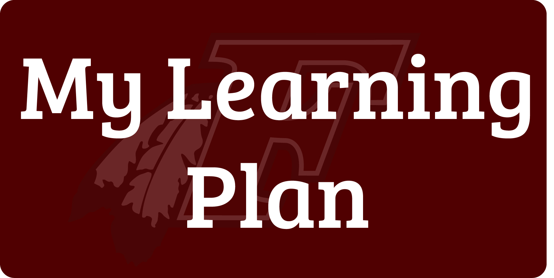 My Learning Plan